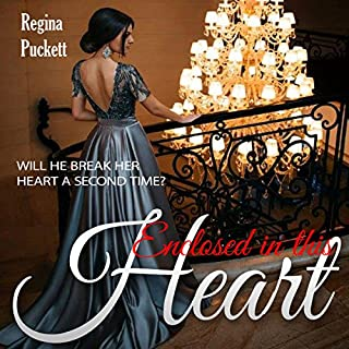 Enclosed in This Heart audiobook cover art