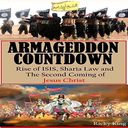 Armageddon Countdown audiobook cover art