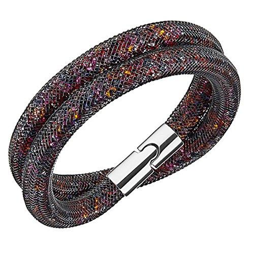 Swarovski Damen-Armband Glas Mehrfarbig 40 cm - 5152144