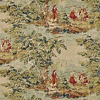 Covington Bosporus Toile Fabric
