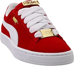 PUMA Boys Suede Classic Bboy Fabulous Junior Casual Sneakers,