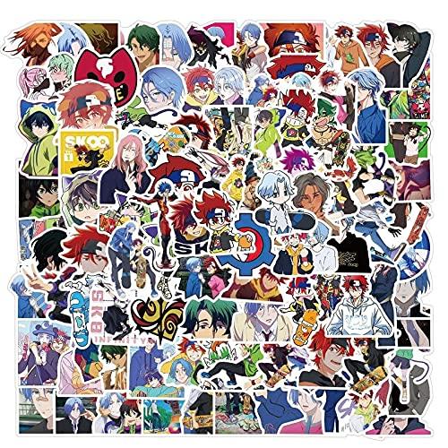 Anime Adesivi The Infinity Cartoon Graffiti Sticker Viaggio Bagagli Chitarra Frigorifero Laptop Kid Toy Sticker 100Pcs