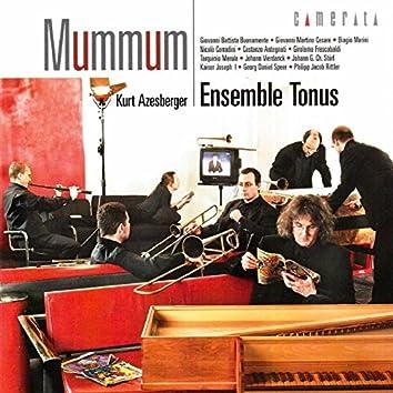 Ensemble Tonus - Mummum