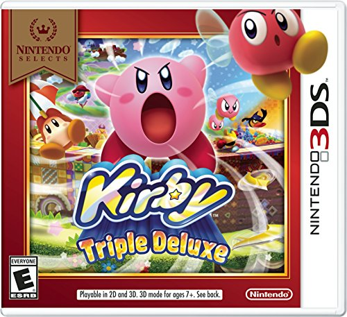 Kirby Triple Deluxe - 3DS [Digital Code]