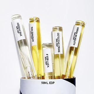 Ildela Premium Luxury 50ml EDP Perfume Set E - 5x10 ml Perfumes for Men, Long Lasting Fragrances Pour Homme