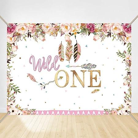 Baby Shower Wild One Birthday Arrows Indian girls room Tribal Baby party 12\u201d Boho Tee Pee Centerpiece Pow Wow Weddding