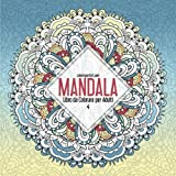 Mandala Libro da Colorare per Adulti 4