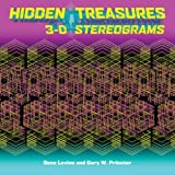 Hidden Treasures 3D Stereograms Book