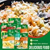 Knorr Rice Sides Variety Pack of 6 | Rice and Pasta Side Dishes in 6 Yummy Flavors | Snack Fun Shopping Pad #5