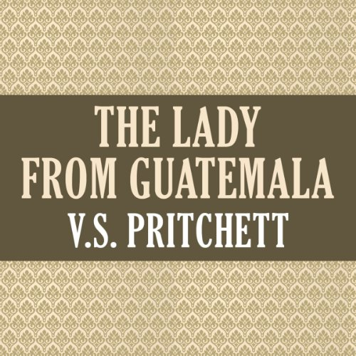 The Lady from Guatemala cover art