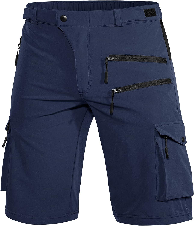 Wespornow New life Men's-Hiking-Shorts Tactical Shorts Lightweight-Quick- Albuquerque Mall