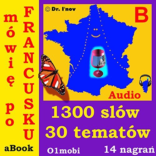 Mowie po francusku (ze Mozart) Tom Podstawowy: French for Polish Speakers cover art