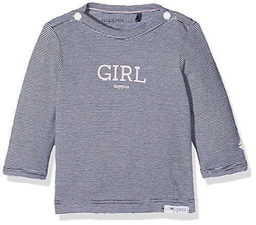 Noppies Baby-Mädchen G Tee ls Nervi Langarmshirt, Blau (Navy C166), 62