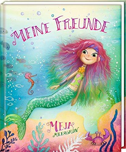 Freundebuch - Meja Meergrün - Meine Freunde