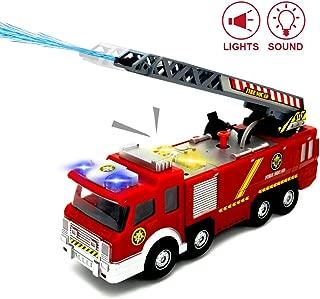 Best model fire trucks with lights Reviews