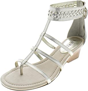 Best Womens Meira Open Toe Casual Ankle Strap Sandals Review