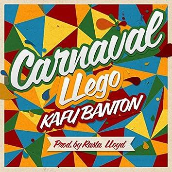 Carnaval Llego - Single