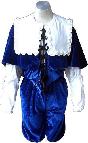 distribución global Dream2Reality Disfraz de asistenta para cosplay para hombre, Talla Talla Talla L  Nuevos productos de artículos novedosos.