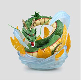 Wwwx Anime Green Dragon PVC Action Doll Model Collection Toy Doll Decoration Gift Decoration 18Cm