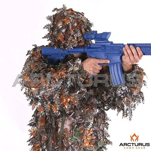 Arcturus 3D Leaf Ghillie Suit (Autumn, ML)