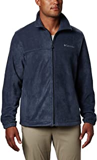 Columbia Men's Steens Mountain Full Zip 2.0, Soft Fleece with Classic Fit