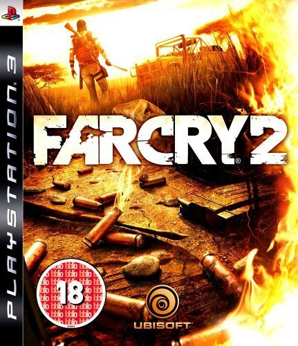 Ubisoft Far Cry 2 (PS3) videogioco PlayStation 3