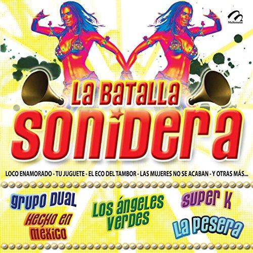 Intro Mix Cumbia: Loco Enamorado / Tu Juguete / El Eco del Tambor / Las Mujeres No Se Acaban / Te Extraño / Si Quieres Verme Llorar / Rumbo al Paraíso