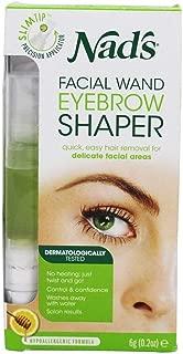 Nad's - Facial Wand Eyebrow Shaper - 0.2 oz.