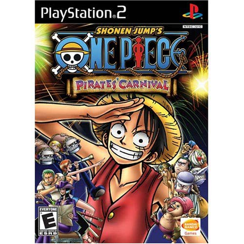 Amazon.com: One Piece: Pirates Carnival - PlayStation 2 ...