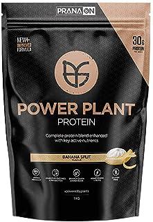 Prana ON Power Plant Protein, Banana Split, 1 kilograms