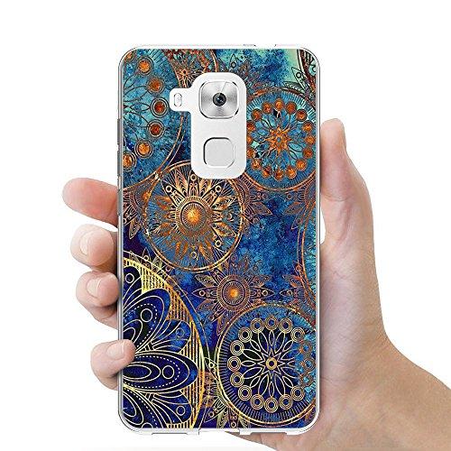 FoneExpert® Huawei Nova Plus Tasche, Ultra dünn TPU Gel Hülle Silikon Case Cover Hüllen Schutzhülle Für Huawei Nova Plus - 6