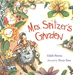 Picture book about gardening and teachers.