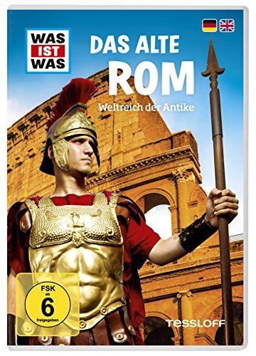 Was Ist Was DVD Das alte Rom. Weltreich der Antike