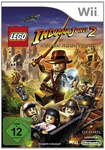 Lego Indiana Jones 2 - Die neuen Abenteuer [Software Pyramide]