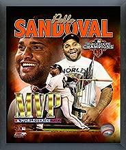 Pablo Sandoval San Francisco Giants 2012 World Series MVP Photo (Size: 17