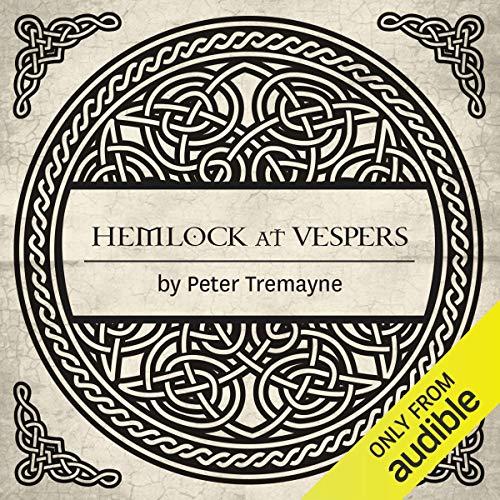 Hemlock at Vespers audiobook cover art