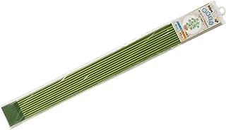 第一ビニール 観葉支柱(10本入りパック) 直径4.0mm×45cm
