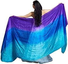 silk veil belly dance
