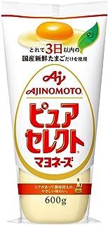 味の素 ピュアセレクトマヨネーズ 600g