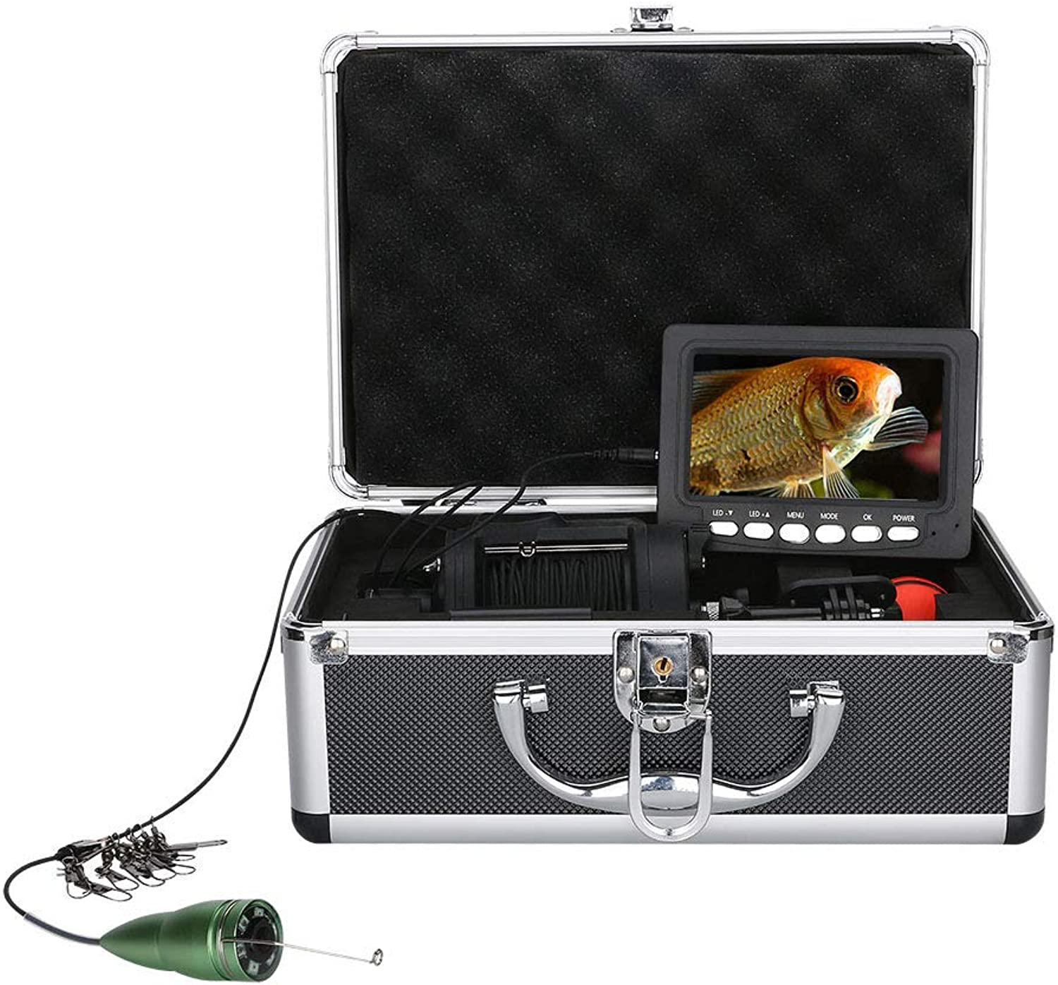 4.3    HD Visual Fish Finder, Underwater Vision Fishing Monitor, HD Vision Fishing System B07MH5KW3F  Elegantes Aussehen 18ac24