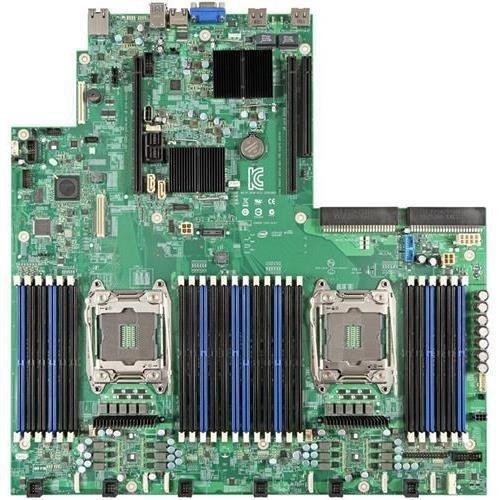 Intel S2600WT placa base para servidor – Intel Chipset – Socket R3 (LGA2011 – 3) – 1 pack – propietario factor