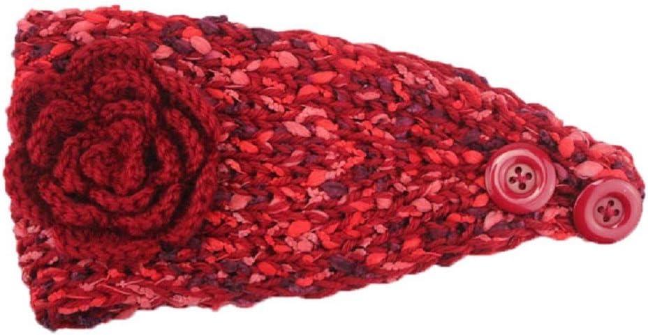 YABINA 9 Colors Knitted Turban Headbands For Women Winter Warm Ear Warmer