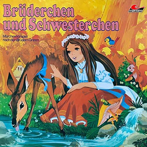 『Brüderchen und Schwesterchen』のカバーアート