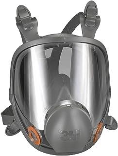 3M 6800 Full Facepiece Respirator 6000 Series, Reusable