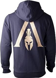Assassin's Creed Sweatshirt Odyssey - Spartan Men's Hoodie Black