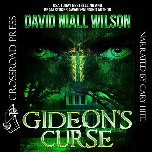 Gideon's Curse audiobook cover art