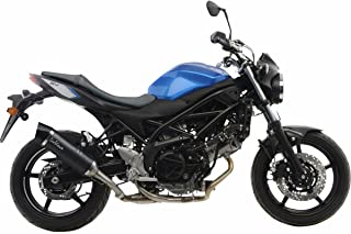 17-18 Suzuki SV650: Leo Vince LV One EVO Slip-On Exhaust (Carbon Fiber)