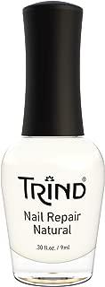Trind Nail Repair Natural Promotes Nail Growth for Damaged Nails, Thin and Weak Nails