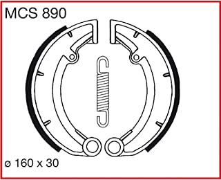 Bremsbacken Lucas MCS890