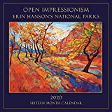 Moderner Impressionismus Wandkalender 2020 – Erin Hansons Nationalpark Gemälde